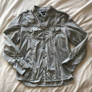 Firetrap - Men's Designer Button-up Shirt
